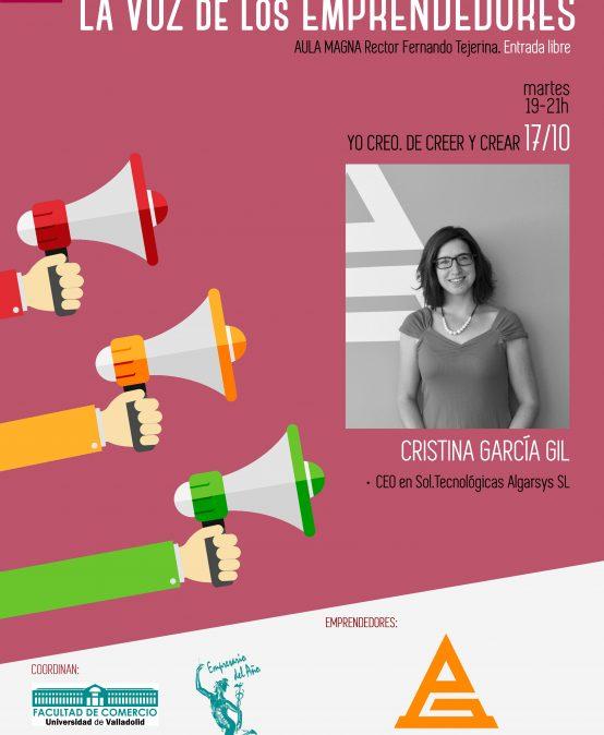 V Jornadas la Voz de los Emprendedores: Yo Creo. De Creer y Crear