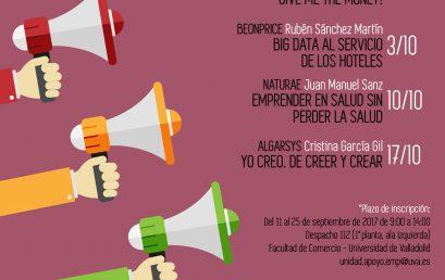 V Jornadas La voz de los emprendedores