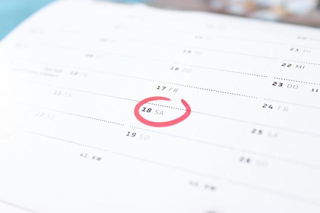 Calendario Académico 2017-18