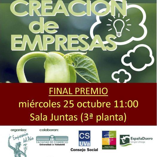 Final X Premio Creación de Empresas